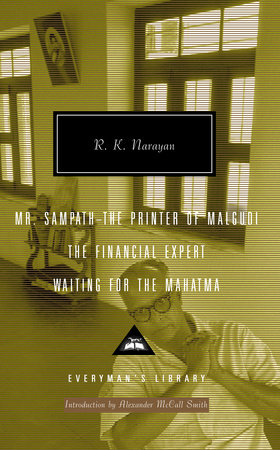 Mr Sampath-The Printer of Malgudi, The Financial Expert, Waiting for the Mahatma