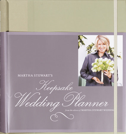 Martha Stewart's Keepsake Wedding Planner by
