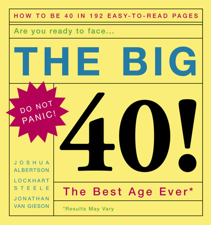 The Big 40! by