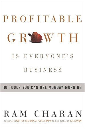Profitable Growth Is Everyone's Business by