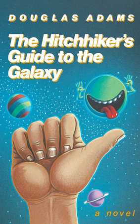 The Hitchhiker's Guide to the Galaxy 25th Anniversary Edition by