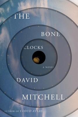 Cover art for The Bone Clocks