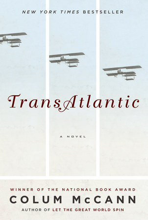 Cover art for TransAtlantic