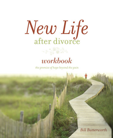 New Life After Divorce Workbook by