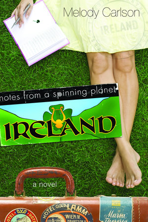 Notes from a Spinning Planet--Ireland by
