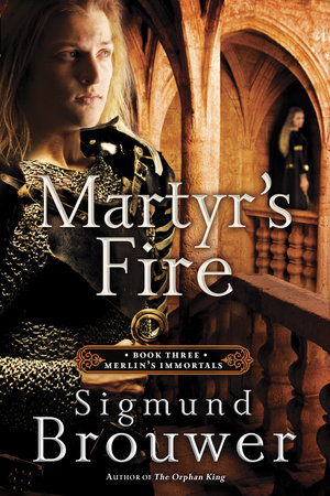 Martyr's Fire by