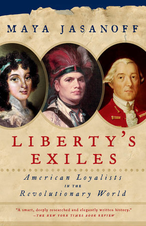 Liberty's Exiles by