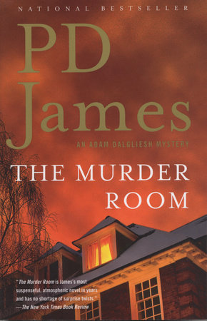 The Murder Room by
