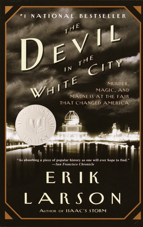 The Devil in the White City by