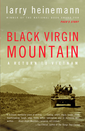 Black Virgin Mountain by