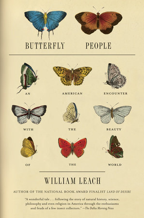 Butterfly People by