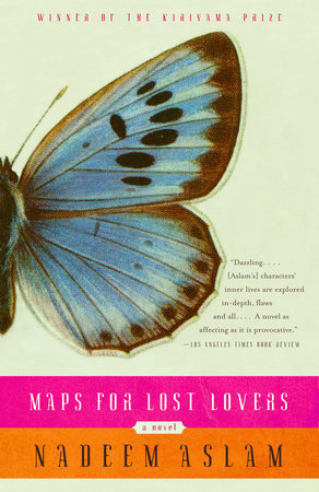 Maps for Lost Lovers by