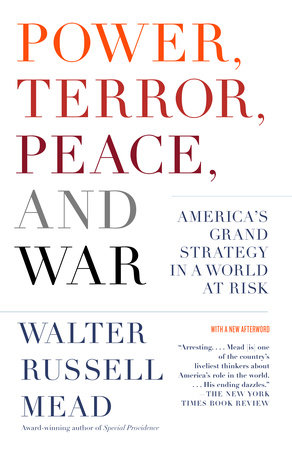 Power, Terror, Peace, and War by
