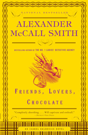 Friends, Lovers, Chocolate by