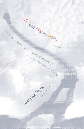 Adam Haberberg by