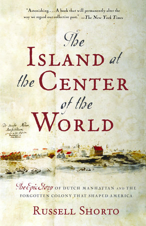 Cover of The Island at the Center of the World
