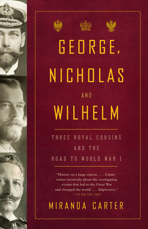 George, Nicholas and Wilhelm by