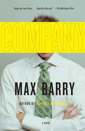 Company by Max Barry