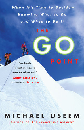 The Go Point by Michael Useem