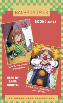 Junie B. Jones: Books 23-24 Cover