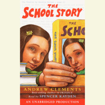 The School Story Cover