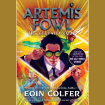 Artemis Fowl 3: The Eternity Code Cover