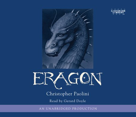 Eragon: Inheritance, Book I cover