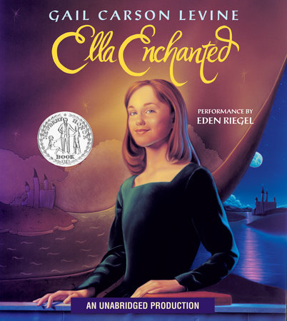 Ella Enchanted by