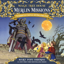 Magic Tree House #30: Haunted Castle on Hallows Eve Cover