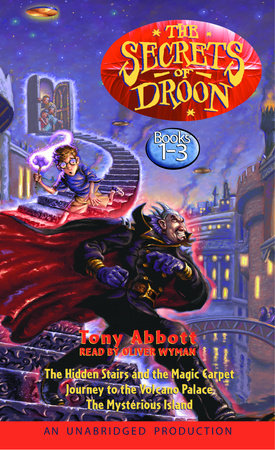 The Secrets of Droon: Volume 1 by