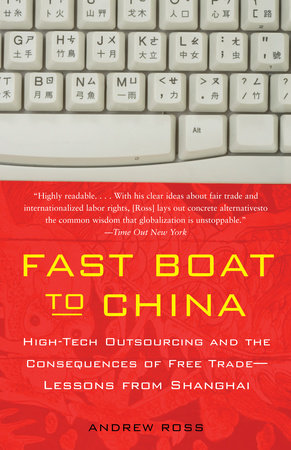 Fast Boat to China by
