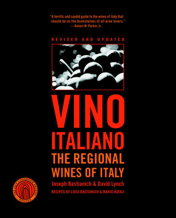 Vino Italiano by Joseph Bastianich and David Lynch