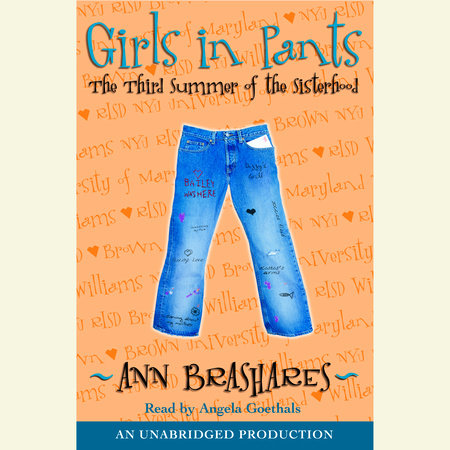 Girls in Pants by