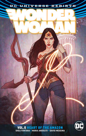 Wonder Woman Vol 7 Amazons Attacked