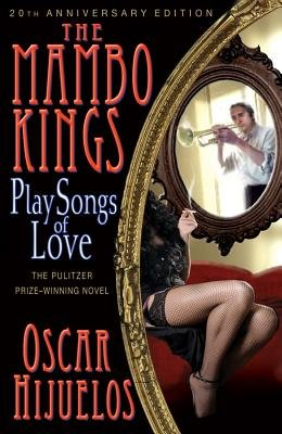 Cover art for The Mambo Kings Play Songs of Love