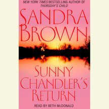 Sunny Chandler's Return Cover