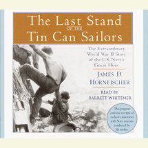 The Last Stand of the Tin Can Sailors Cover