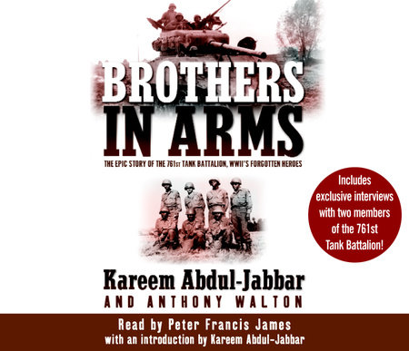 Brothers in Arms by Kareem Abdul-Jabbar and Anthony Walton