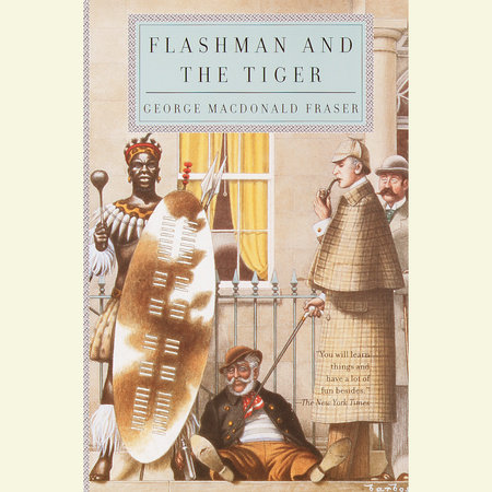 Flashman and the Tiger by