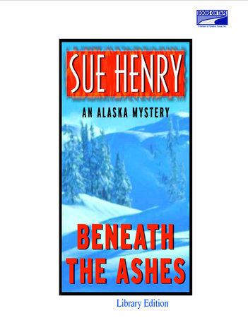 Beneath the Ashes by