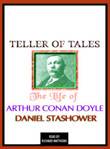 Teller of Tales: The Life of Arthur Conan Doyle Cover