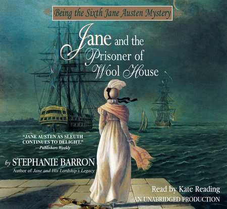 Jane and the Prisoner of Wool House by