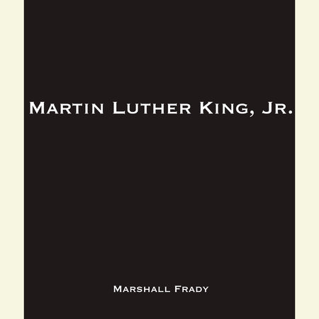 Martin Luther King, Jr. by