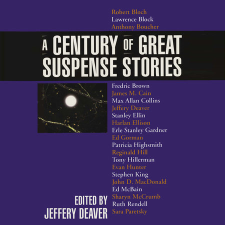 A Century of Great Suspense Stories by