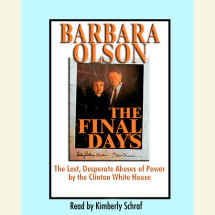 The Final Days Cover