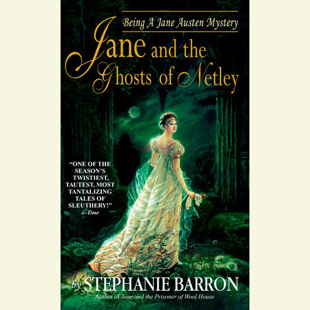 Jane and the Ghosts of Netley by