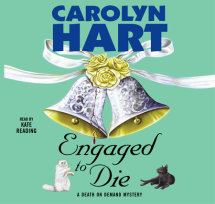 Engaged to Die Cover