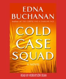 Cold Case Squad Cover