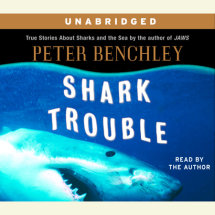 Shark Trouble Cover