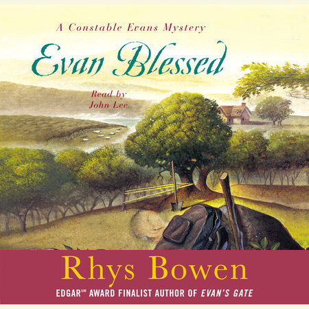Evan Blessed by Rhys Bowen